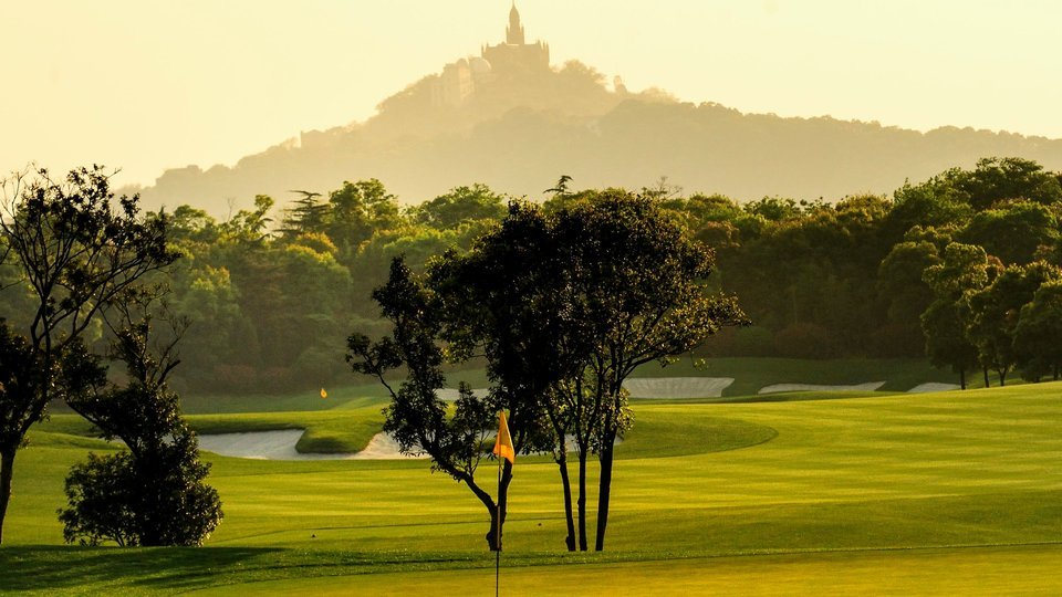 Tổng quan 18 hố sân golf Sheshan International GC