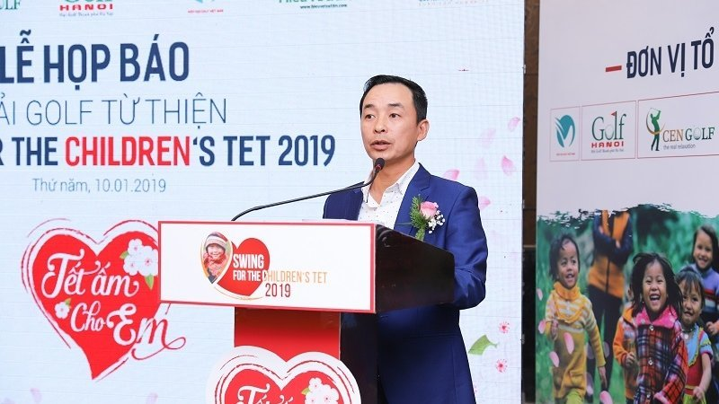Swing for the children's Tet 2019: Tết ấm cho em